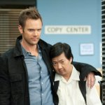Ken Jeong and Joel McHale are launching a podcast
