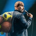 "Netflix drops the trailer for Tom Segura's new special, ""Ball Hog"""