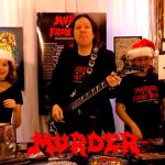 """Dave Hill channels Crazy Eddie to promote the """"Murder In The Front Row"""" DVD release"""