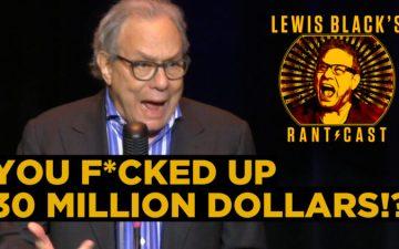 Lewis Black's Rantcast