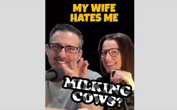 My Wife Hates Me - Milking Cows