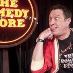The comedy community pays tribute to The Comedy Store pianist/archivist Jeff Scott
