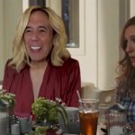 """Stephen Colbert showed us what it'd be like if Gilbert Gottfried joined """"Sex and the City"""""""