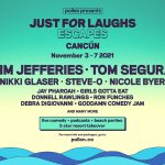 """Just For Laughs announces Cancun comedy festival, """"Escapes,"""" this November"""