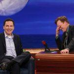 Norm Macdonald plus Conan O'Brien equals comedy gold