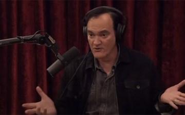 Quentin Tarantino - JRE