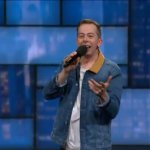"""Watch comedian Chris Turner freestyle on """"The Late Show"""""""