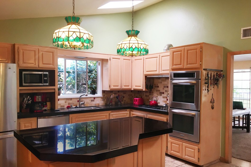 Kitchen, 5832 Valerie Ave, Woodland Hills home for sale by The Lauras Real Estate Team