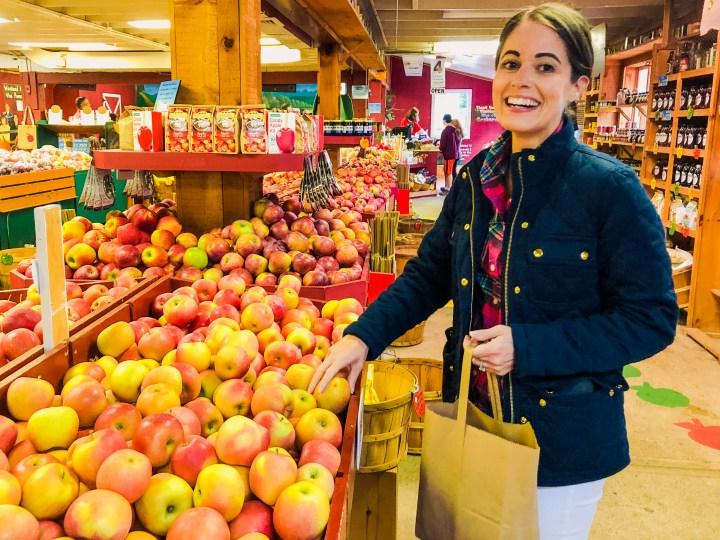 TwentyFivePlusFive Apple Picking 5