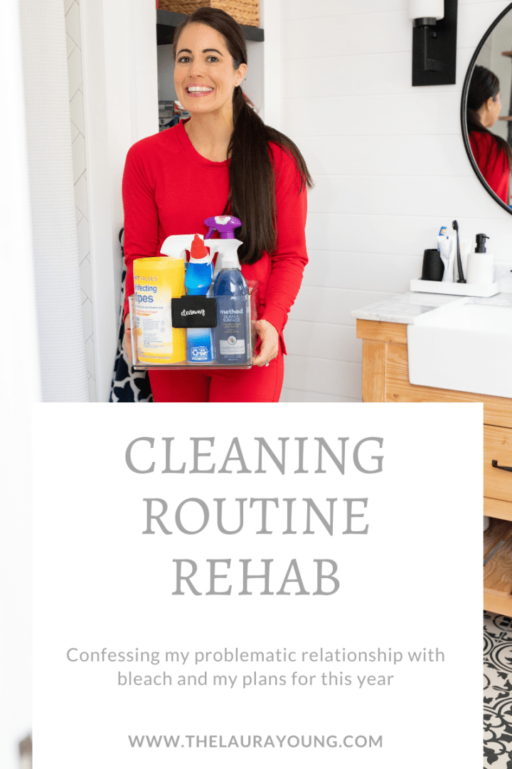 Cleaning Routine Rehab
