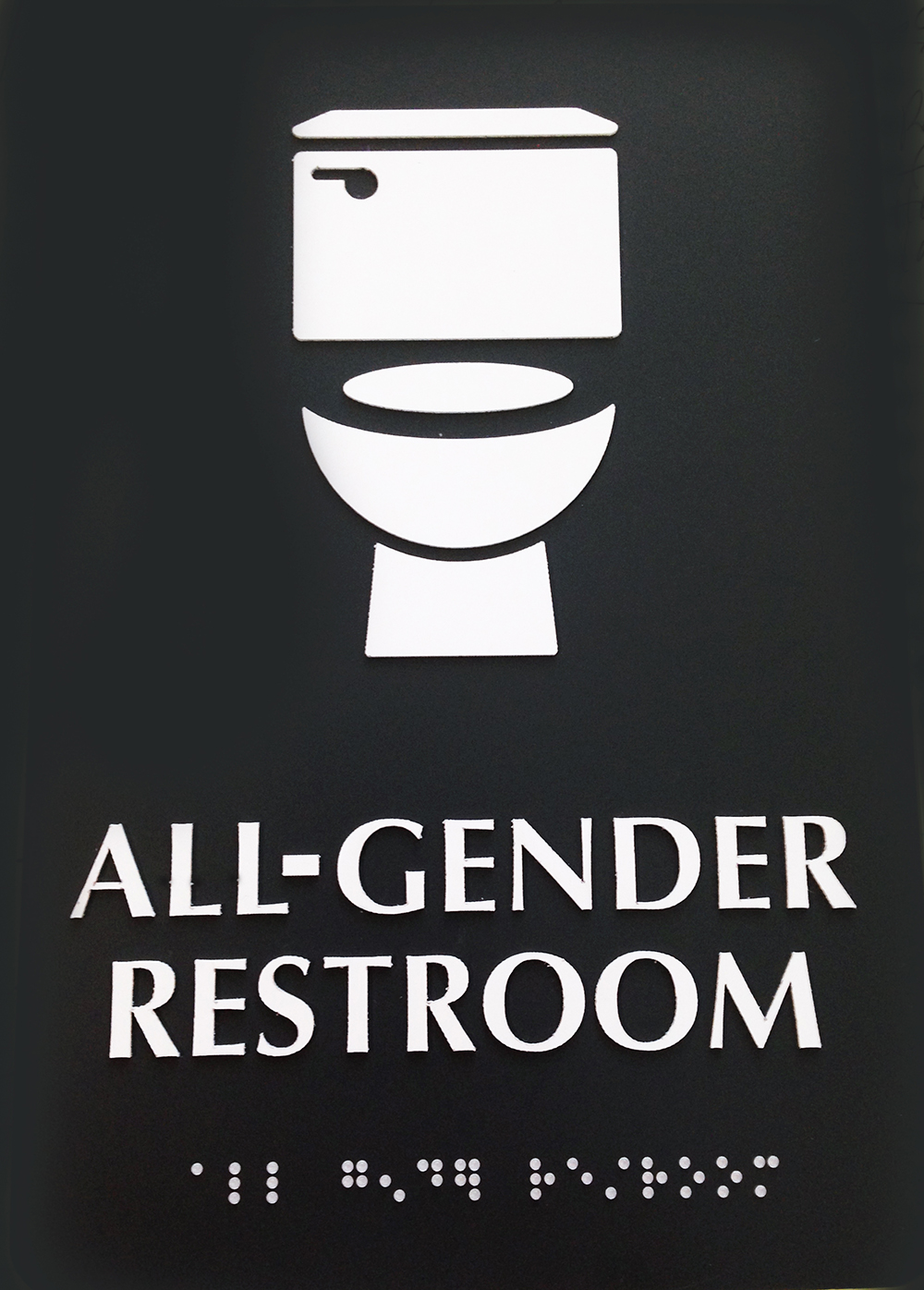 AllGender Bathroom Signs  The Laurel of Asheville