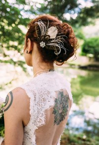 The Laurel Guide to 2016 Wedding Hair Trends - The Laurel ...