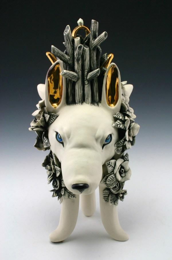 Contemporary Ceramics Grovewood - Laurel Of