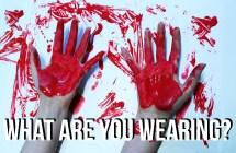 what u wearing