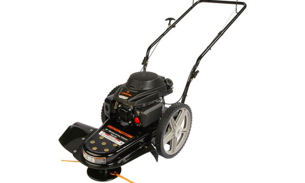 Remington 22-Inch Trimmer Lawn Mower Review