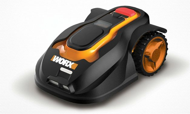 Worx 28-Volt Landroid Robotic Lawn Mower Review