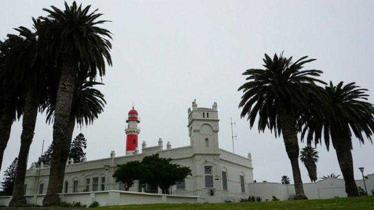 Swakopmund's lighthouse