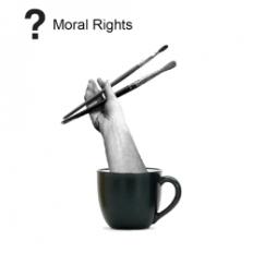 Ηθικό δικαίωμα & Δικαίωμα στην προσωπικότητα