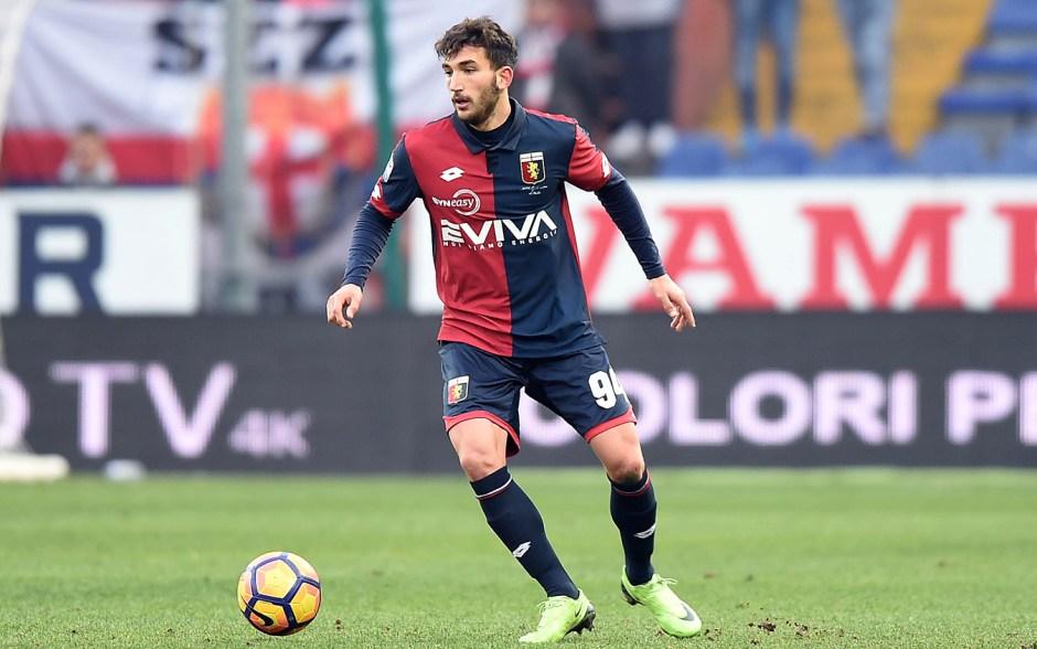 Danilo Cataldi Genoa