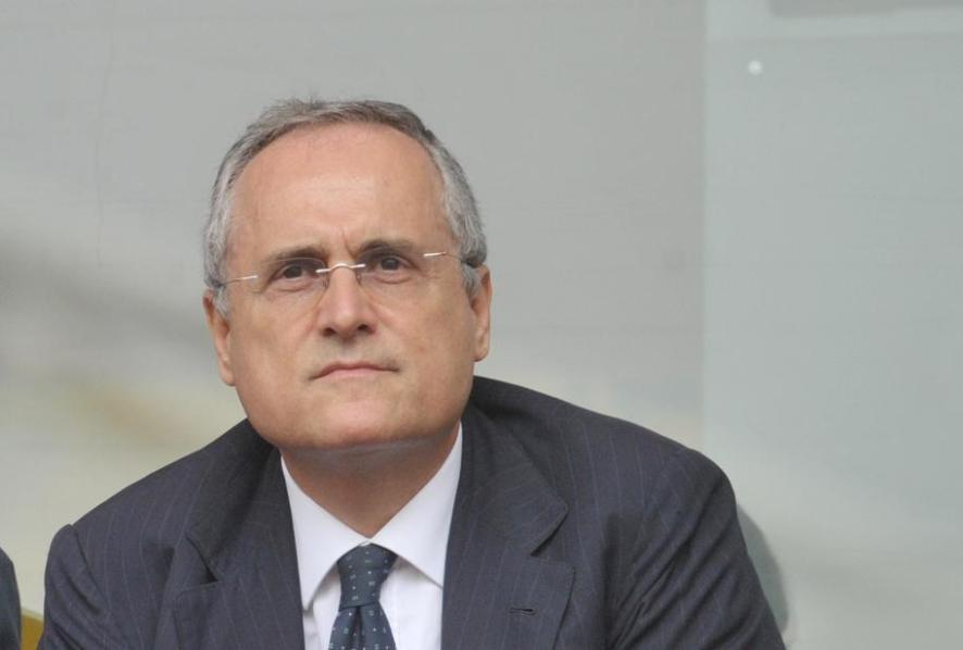 Claudio Lotito, President of Lazio, Source- Il Sole 24 Ore