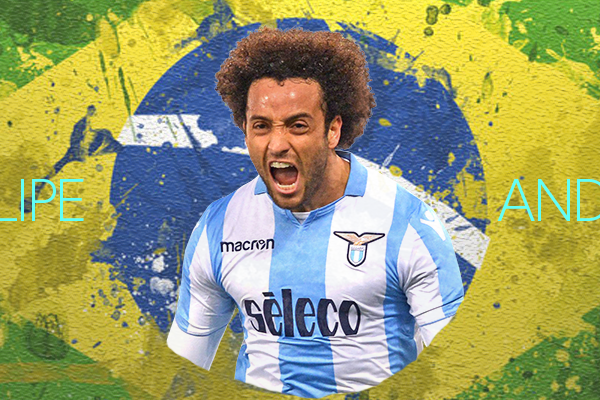 Felipe Anderson Player Profile