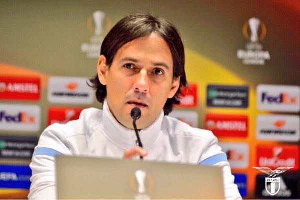 Inzaghi Europa League Presser