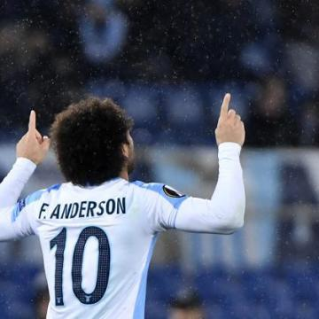 Felipe Anderson: 'I think this has been my best season with Lazio, I am very grateful to the fans for showing me such affection'