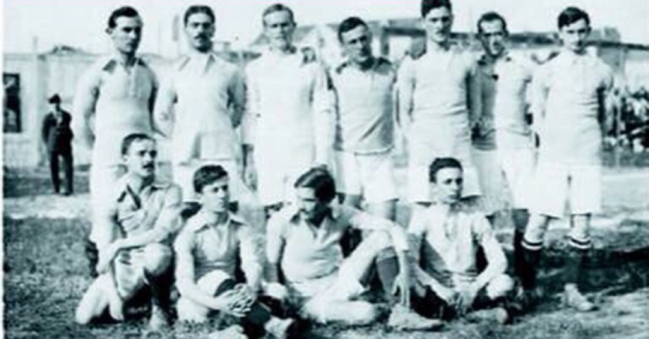 Lazio Squad of 1914:15 Season, Source- Mondo Udinese