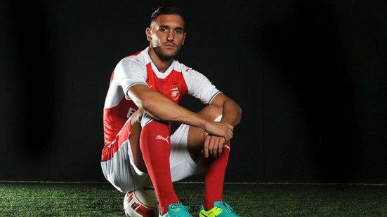 Lucas Perez, Source- Sky Sports