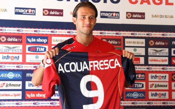 Robert Acquafresca, Source- Sardegna Sport