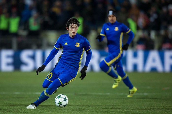 Sardar Azmoun a wanted man at Lazio, Zimbio.com