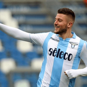 "Sergej Milinkovic-Savic: ""Against Crotone and Inter we play for our lives, we want the Champions League. Ibrahimovic my idol"""