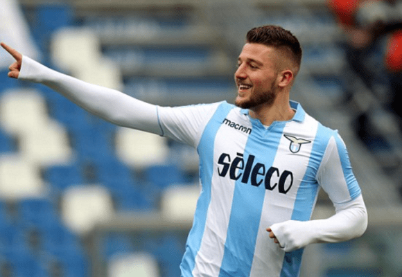"""Report: Juventus prepare plan for Milinkovic-Savic, who Lotito says is """"not for sale"""""""