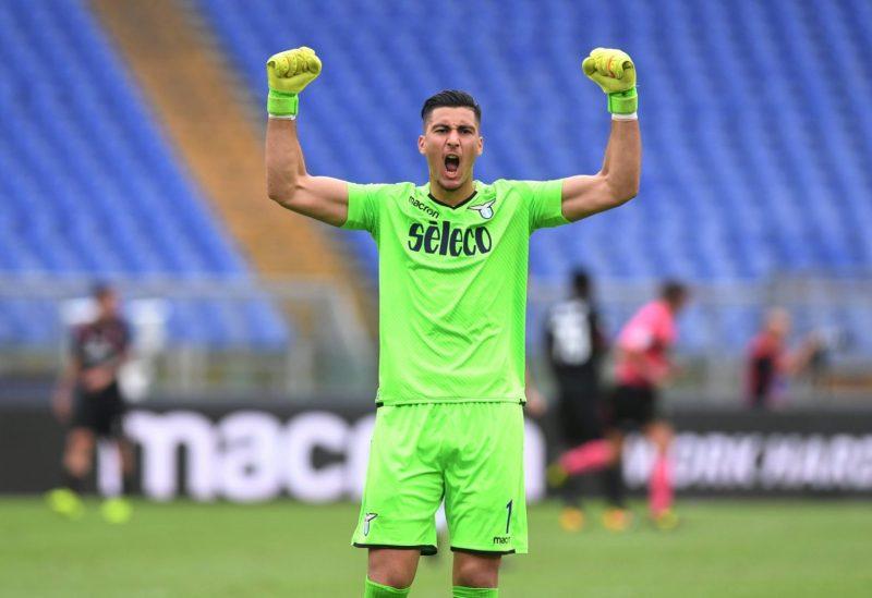 Thomas Strakosha / S.S. Lazio