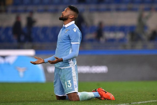 Wallace of Lazio, Source- CalcioWeb
