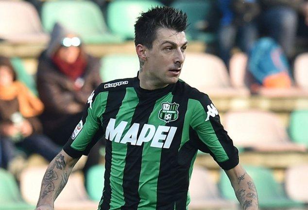 Francesco Acerbi at Sassuolo. Source: FedeNerazzurra