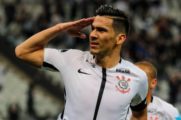Lazio bids for Balbuena, Source- Corinthians Twitter