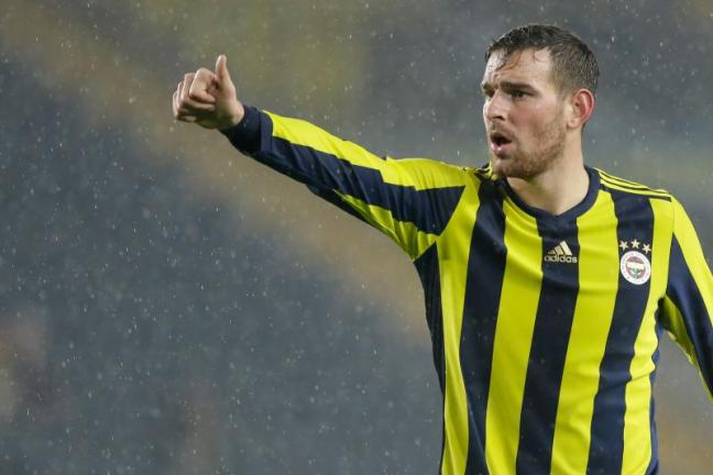 Vincent Janssen playing for Fenerbahce, Source- To The Lane and Back