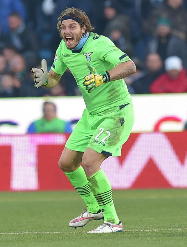 Federico Marchetti, Source- Official S.S. Lazio