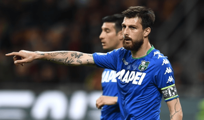 Francesco Acerbi transfer uncertain, Source- GDM