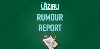 rumour report Lazio rumour