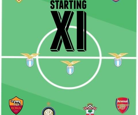 Starting XI