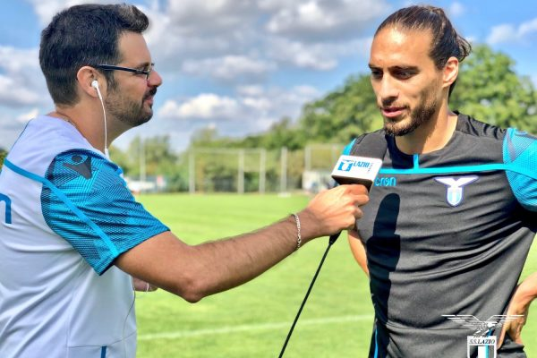 Caceres interview - Lazio Style Channel