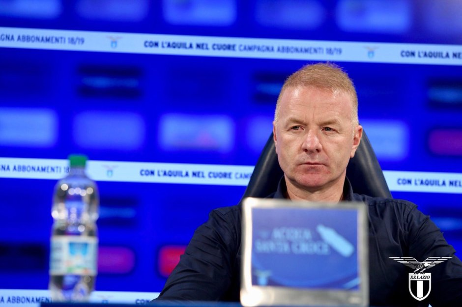 Igli Tare, Source- Official S.S.Lazio