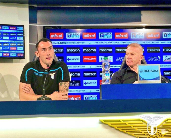 Proto and Tare, Source- Official S.S.Lazio