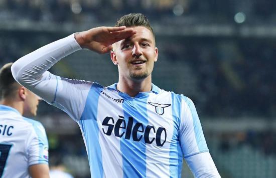 Will Sergej Milinkovic-Savic shine in Lazio vs Frosinone? Source: The Irish Sun