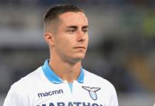 Adam Marusic of Lazio, Source- Getty Images