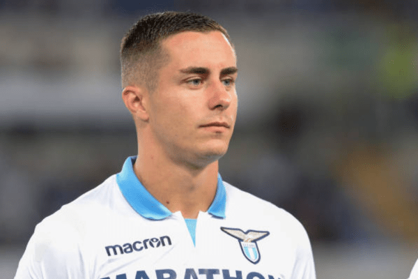 Adam Marusic of Lazio, Source- Getty Images