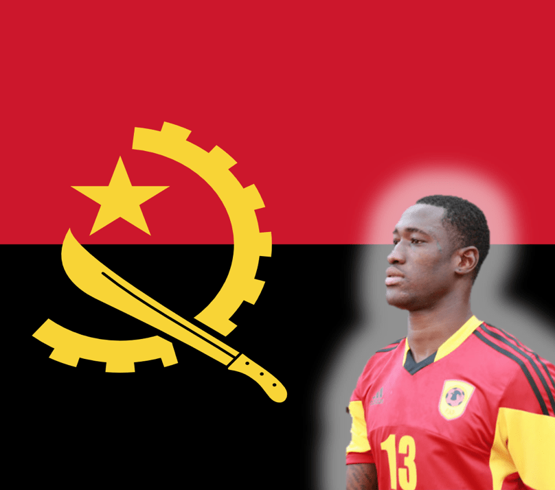 Bastos of Angola and Lazio, Designed by Steven Moore (@S_K_MOORE)