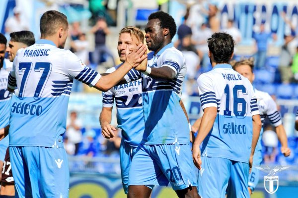 Felipe Caicedo, Adam Marusic, Ciro Immobile - Source - Twitter